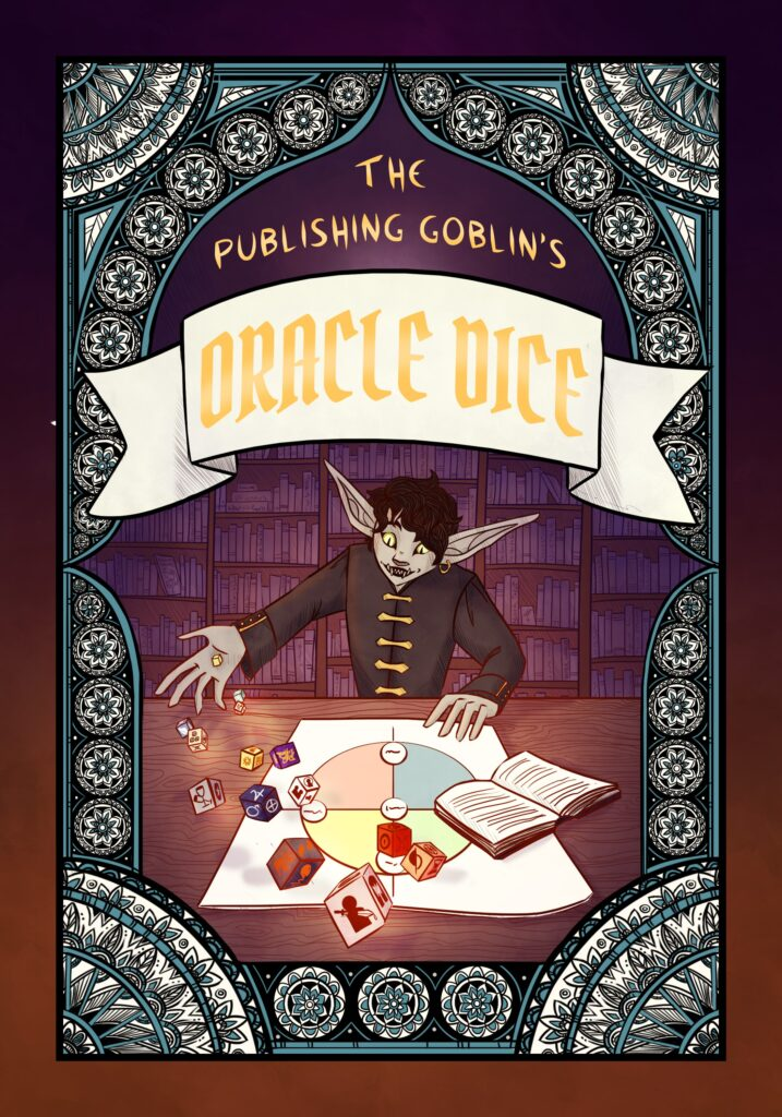 publishing goblins oracle dice